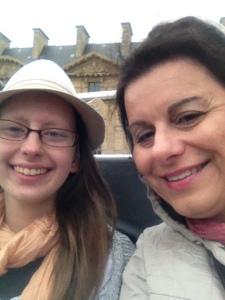 Paris Selfie Me and leah