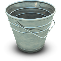 Blog.empty bucket